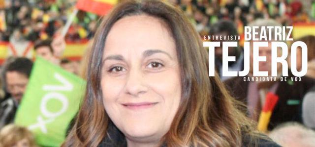 """Beatriz Tejero: """"Si estás pagando un dineral a tus futbolistas, tienes que pagar la luz y el agua de tu estadio"""""""