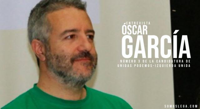 """Óscar García: """"Si un concejal quiere ir a Butarque, debería pagar"""""""