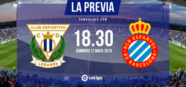 Leganés – Espanyol: ¿Día de despedidas?