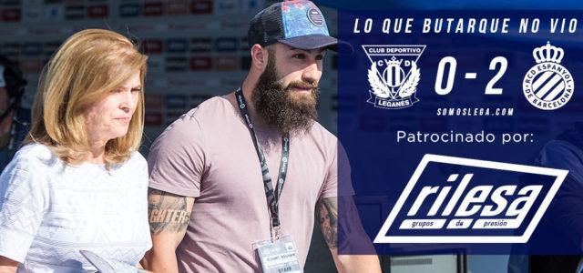Lo que Butarque no vio del Leganés – Espanyol