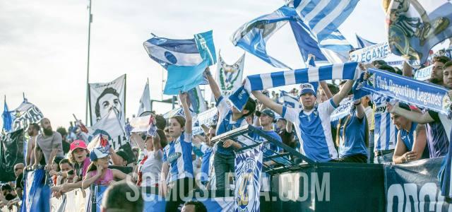 El Leganés tramita la presencia de público en el playoff