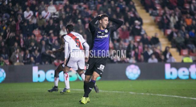 Sabin Merino, primer goleador de la pretemporada