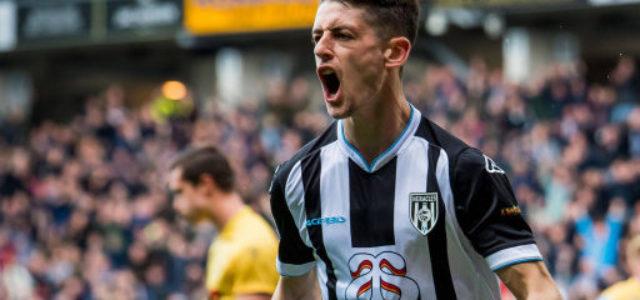 Los 19 goles de Adrián Dalmau en la Eredivisie llaman la atención del CD Leganés