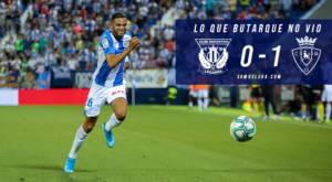 Lo que Butarque no vio del Leganés – Osasuna