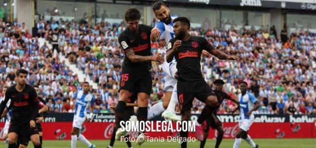 El acierto de Vitolo condena al Leganés