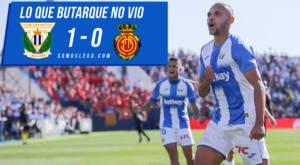 Lo que Butarque no vio del Leganés – Mallorca