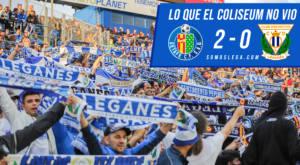 Lo que el Coliseum no vio del Getafe – Leganés