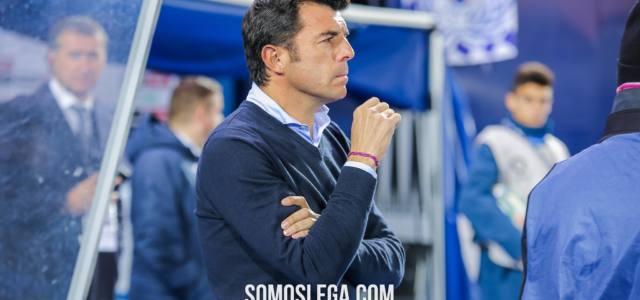 Luis Cembranos no seguirá en el filial