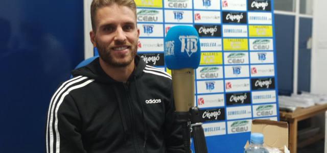 """Kevin Rodrigues: """"Aguirre ha cambiado la actitud al equipo"""""""