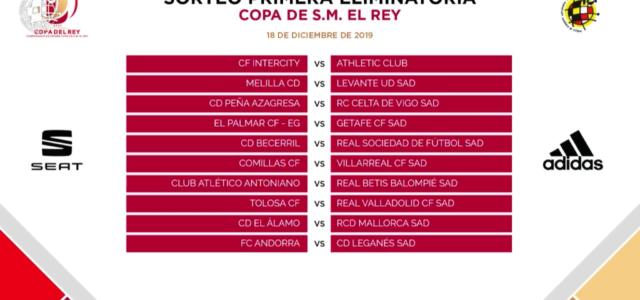 Copa del Rey, primera parada: Andorra