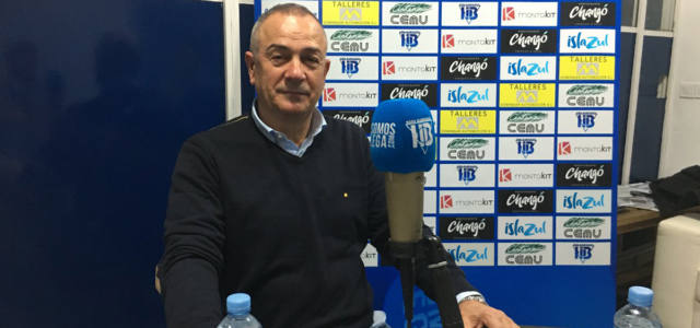 "Felipe Moreno: ""El C.D. Leganés no se contempla en Segunda"""