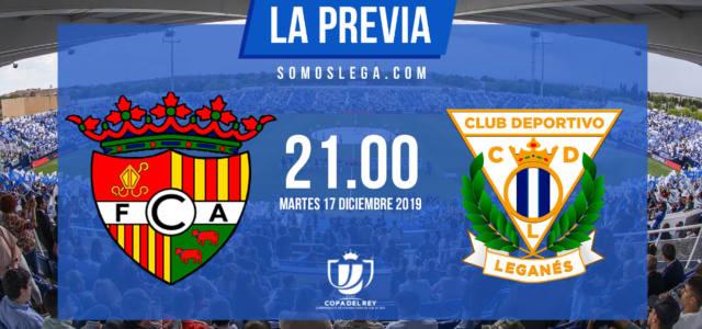 Andorra – Leganés: una Copa con trampa