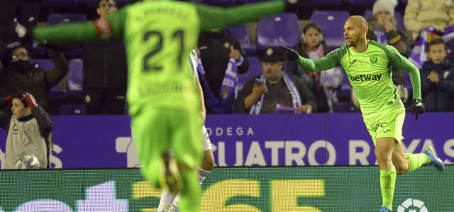 Ünal priva (2-2) al Leganés de su primer triunfo fuera de casa
