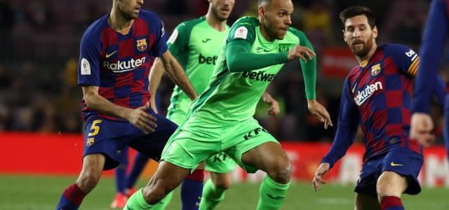 El Lega dice adiós a la Copa