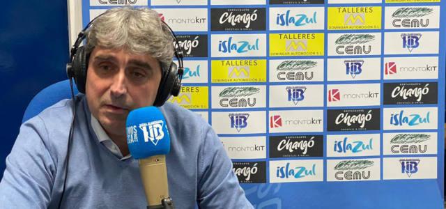 """Txema Indias: """"Sólo pensamos en Primera División"""""""