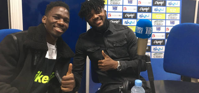 """Omeruo y Awaziem: """"El equipo necesitaba los tres puntos para creer"""""""