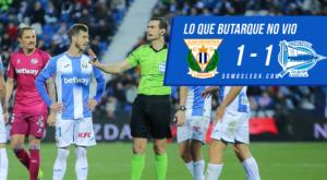 Lo que Butarque no vio del Leganés – Alavés
