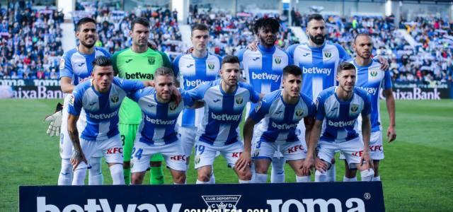 Los jugadores del Leganés se reducirán el sueldo un 16% si no termina la Liga