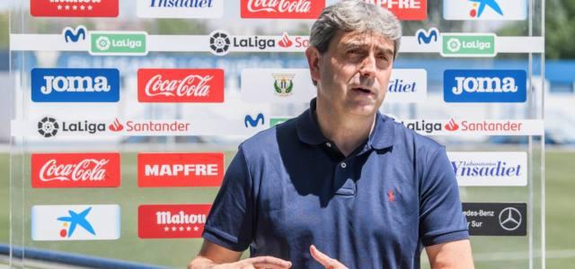 """Txema Indias: """"Mi primera opción siempre es el Leganés"""""""
