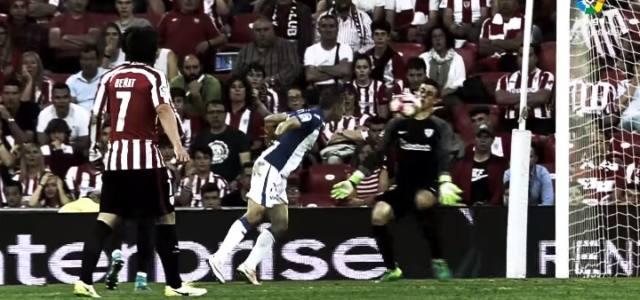 Se cumplen tres años del gol de Szymanowski en San Mamés