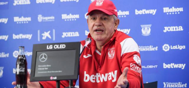 """Aguirre: """"Hay que salir a ganar el partido ante el F.C. Barcelona"""""""