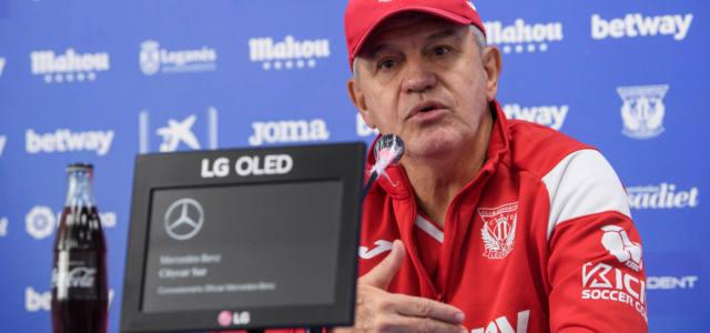 """Aguirre: """"El 90% de los jugadores llegaron mejor de cómo se fueron"""""""