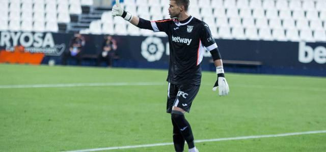 Iván Cuéllar abandona el CD Leganés tras cuatro temporadas