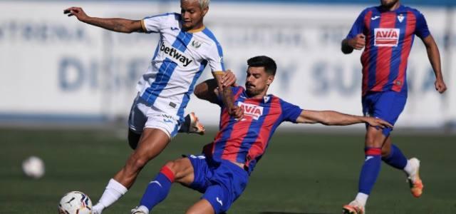 El Lega vence y convence ante el Eibar en el segundo amistoso