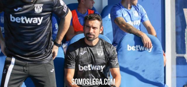 Carlos Martínez buscará el ascenso con el Leganés B