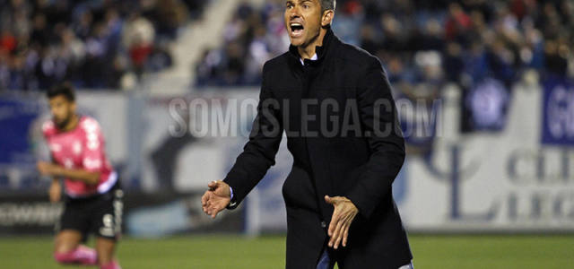 El Leganés destituye a José Luis Martí