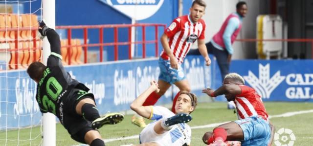 El Leganés perdona y termina perdiendo ante el Lugo