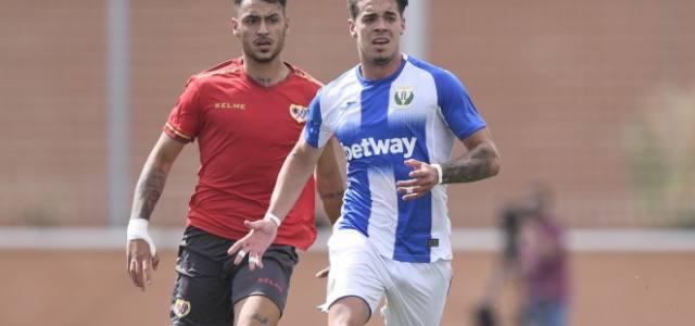 El Leganés cede a Josua Mejías al Málaga