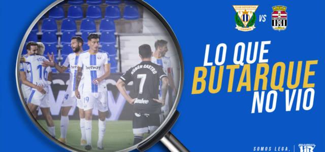 Lo que Butarque no vio del Leganés – Cartagena