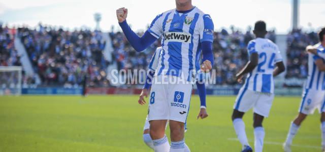 Rodri Tarín renueva con el Leganés hasta 2023