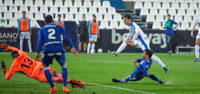 """Gaku Shibasaki, """"muy feliz por marcar"""" su """"primer gol con el Leganés"""""""