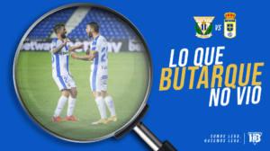 Lo que Butarque no vio del Leganés – Real Oviedo