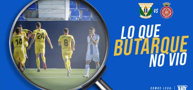 Lo que Butarque no vio del Leganés – Girona