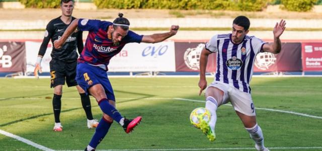 Miguel de la Fuente llega cedido al Leganés