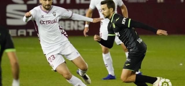Albacete y Leganés se olvidan del gol en un partido soporífero