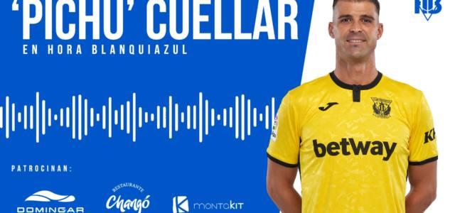 """Iván Cuéllar: """"Este equipo tiene una gran plantilla, hay mucha calidad y eso es una garantía"""""""