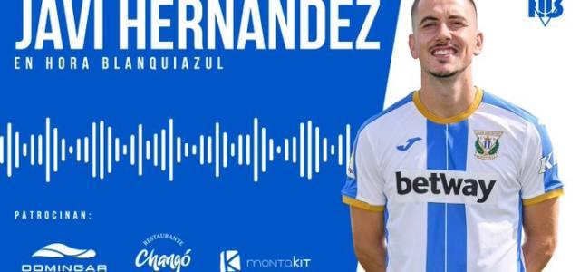 """Javi Hernández: """"El equipo va a más y los resultados están ahí. Nuestro objetivo es el ascenso"""""""
