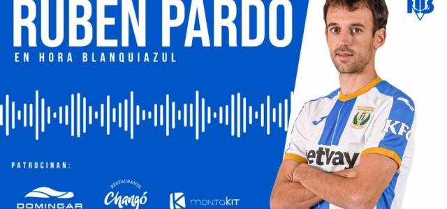 """Rubén Pardo: """"Me gustaría que vierais cómo entrena el equipo, es increíble la competitividad"""""""