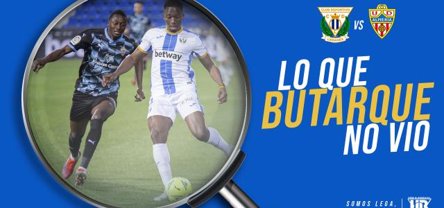 Lo que Butarque no vio en el CD Leganés 2-1 UD Almería