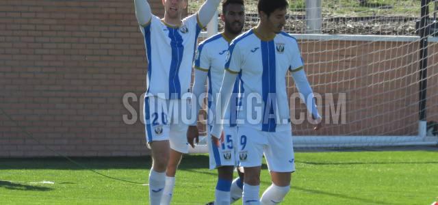 """El Leganés """"B"""" luchará por jugar en la Segunda División RFEF"""
