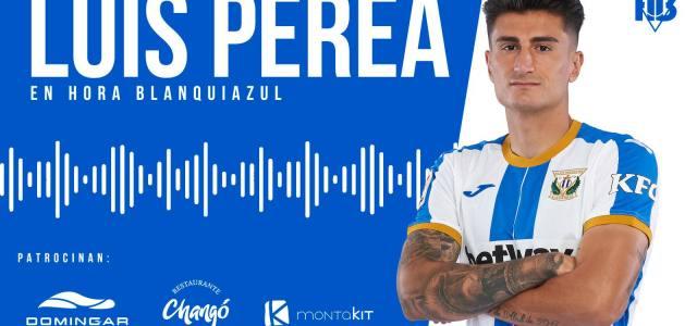 """Luis Perea: """"Somos ambiciosos, la posibilidad de ascender está ahí y vamos a por ello"""""""