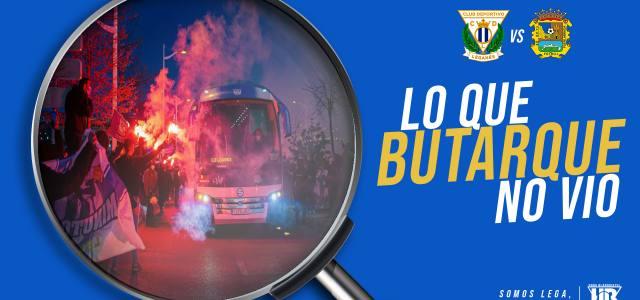Lo que Butarque no vio en el CD Leganés 0-2 CF Fuenlabrada