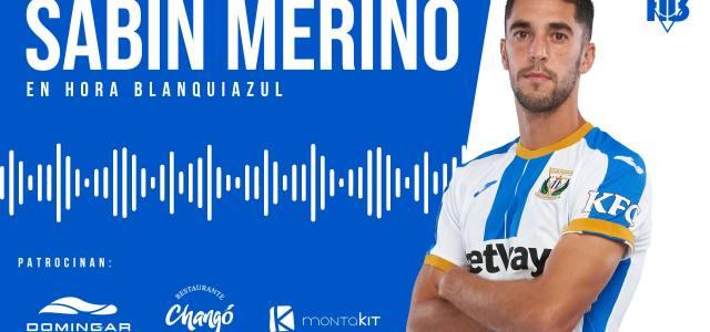 "Sabin Merino: ""¿Un deseo a nivel personal? El ascenso"""