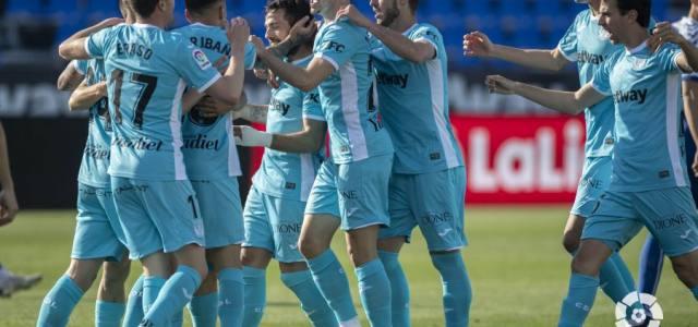 El Leganés resurge en Butarque ante un valiente Sabadell