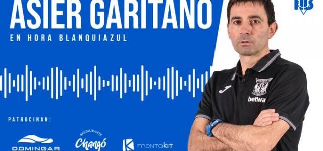 """Asier Garitano: """"Lo más importante es el respeto de la gente de Leganés. El pasado ya es pasado"""""""