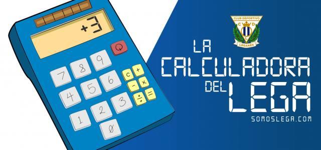 La calculadora del Lega